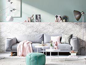 北欧风≠性冷淡 12个清新可爱北欧客厅设计