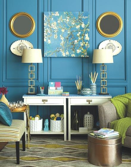 装饰画是客厅最好的装饰