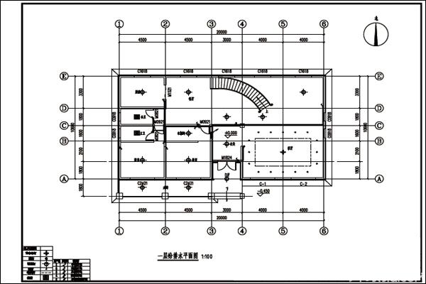 水电图纸怎么看 水电图纸各种符号的意义图片