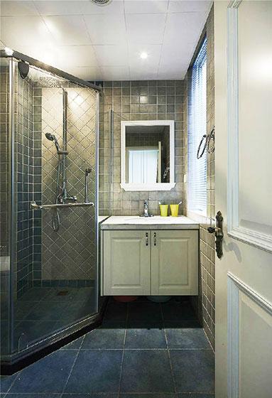 80平米装修效果图卫生间设计