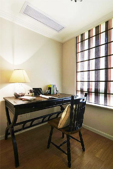 80平米装修效果图书房设计