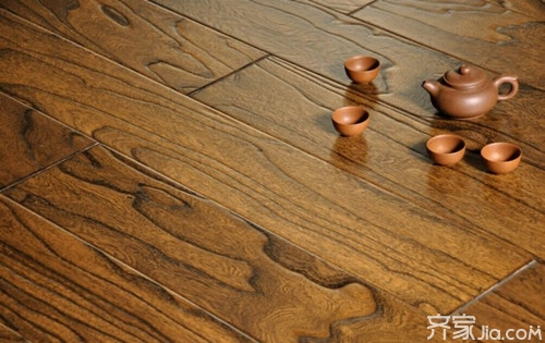 复合木地板贴法-强化复合地板怎样选 强化复合地板保养方法图片