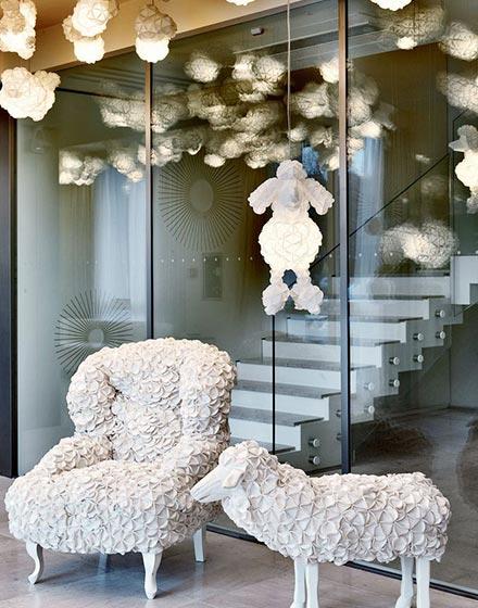 创意时尚门厅设计