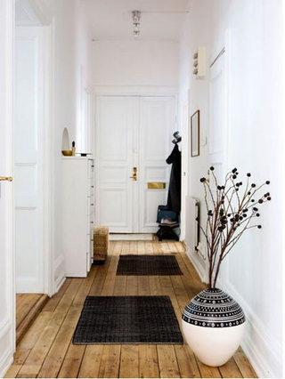 小户型玄关走廊效果图