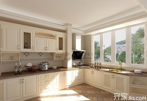 厨房重新装修注意事项有哪些高清图片