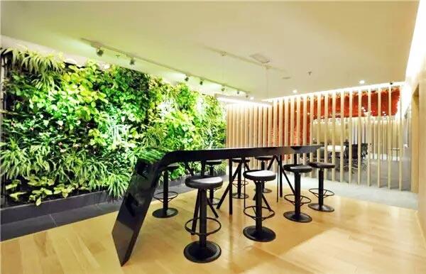 办公室茶水间设计装修效果图