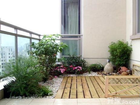 家庭阳台花园如何装修?家庭阳台花园怎么设计