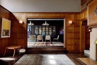 简约风格别墅门厅设计