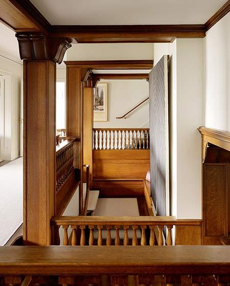 简约风格别墅楼梯图片