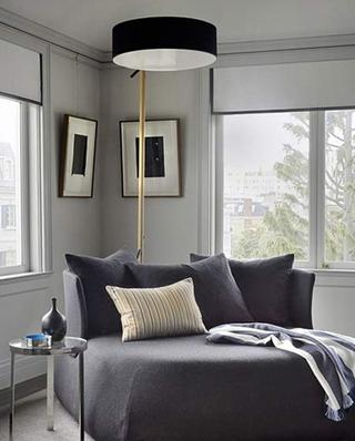 简约风格别墅卧室设计