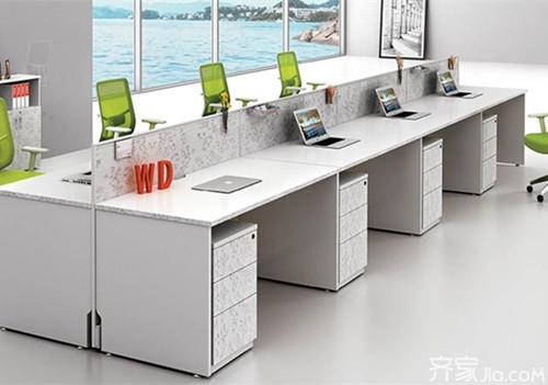 办公桌隔断屏风特点 屏风办公桌价格