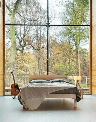 温馨景观房卧室装修效果图