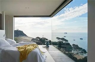 时尚景观房卧室装修效果图