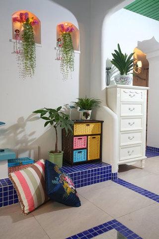 地中海客厅装饰效果图