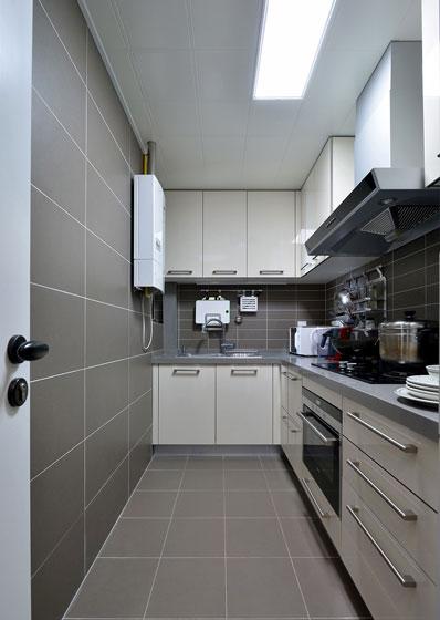 厨房装修效果图大全2016图片现代简约