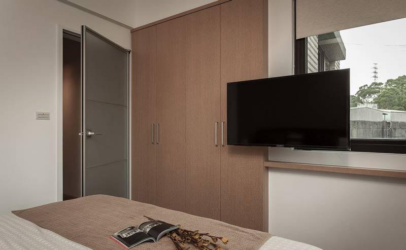 卧室电视背景墙效果图