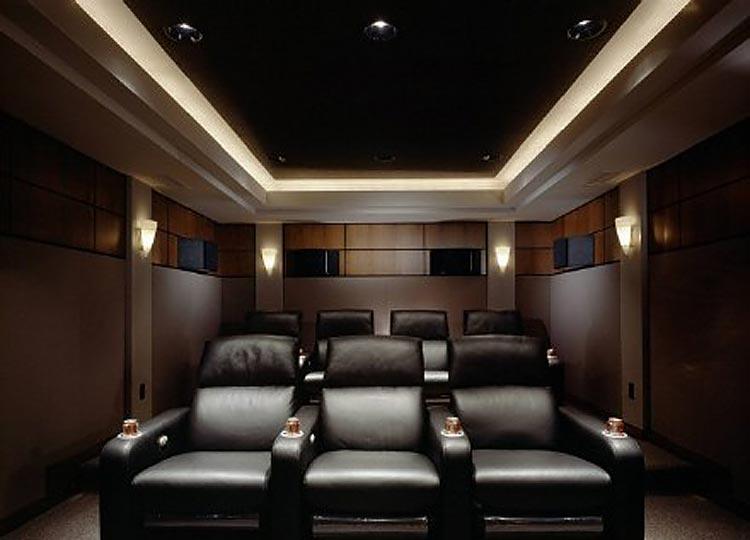 宜家风格loft公寓小清新影音室改造