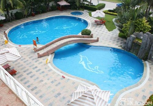游泳池造价