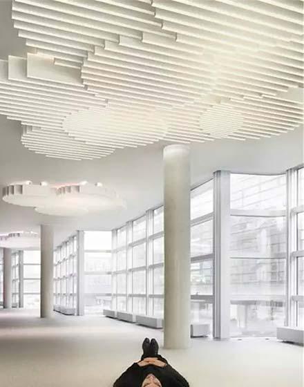 石膏板吊顶创意设计