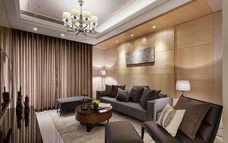 现代简约客厅装饰图片