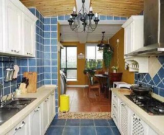 厨房的装修