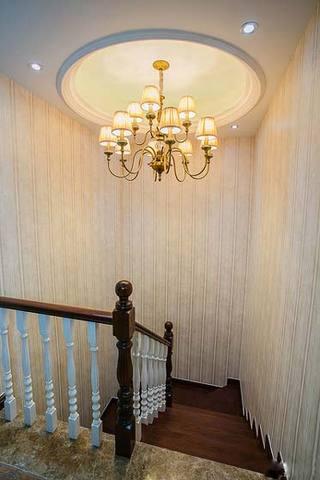 复式楼梯装修效果图大全2016图片