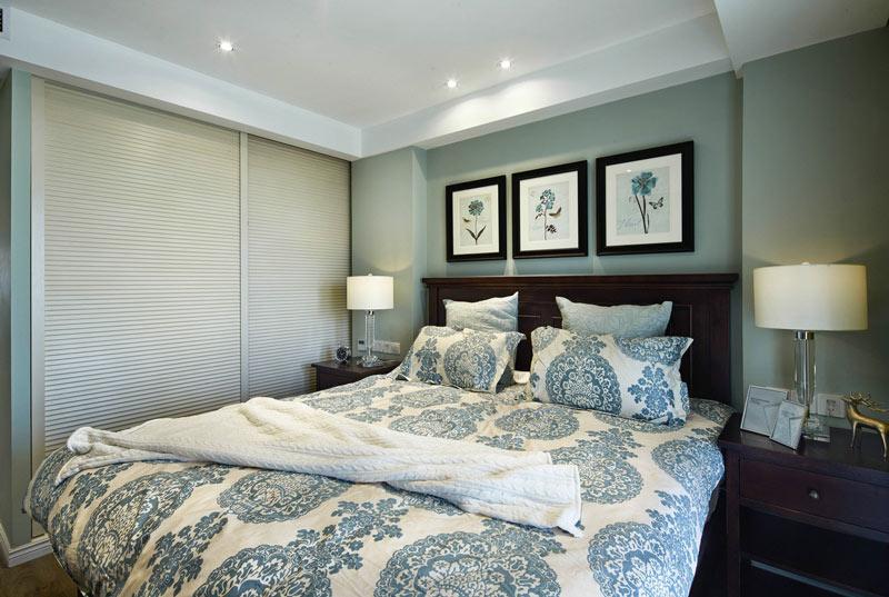 卧室床头装修效果图
