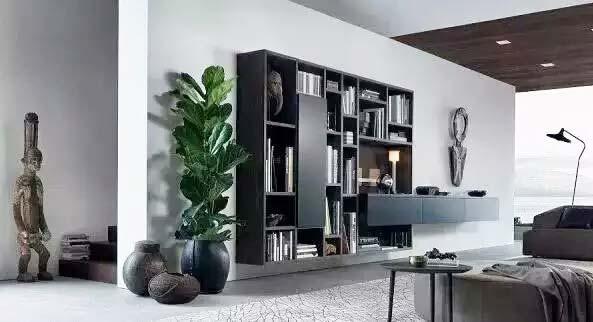 家居电视背景墙效果图