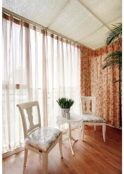 卧室阳台装饰