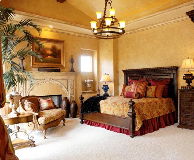 卧室装饰图片