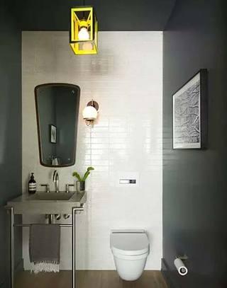 32平一室一厅小卫生间设计