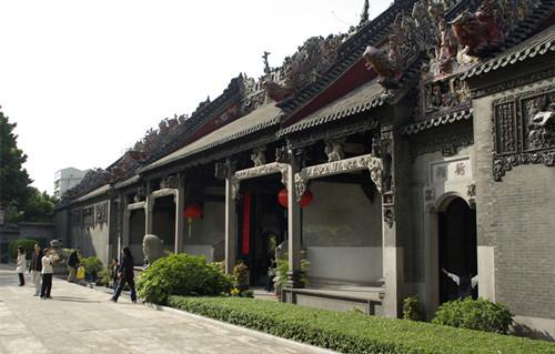 古建筑结构特点