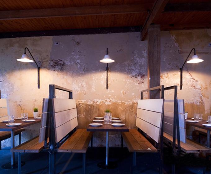 简约西餐厅图片