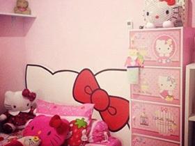 HelloKitty控的福利 10个粉色空间装饰设计