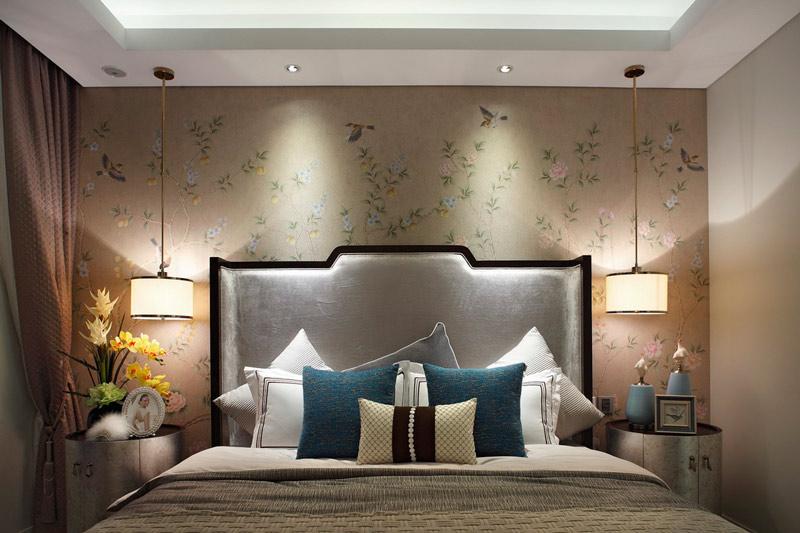 卧室装修壁纸