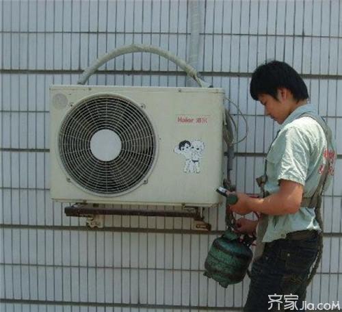 格力空调加氟方法 空调加氟价格