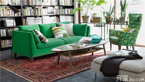 春节宅家看大片 就要这样温暖舒适的客厅!