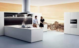 智能家居整体厨房装修效果图