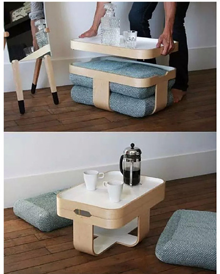 茶桌多功能图片
