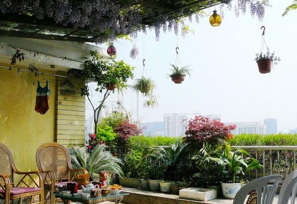 如何区别露台和阳台?
