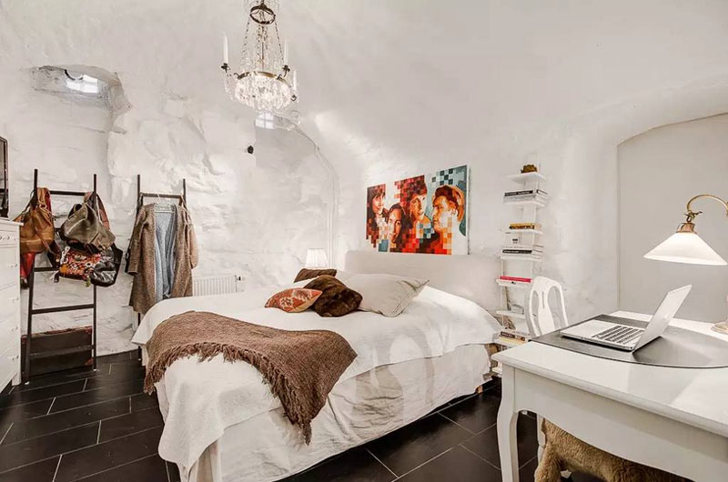 希腊地中海风格卧室装修效果图