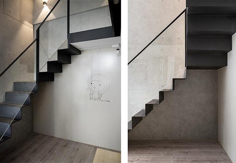 楼梯装修效果图大全