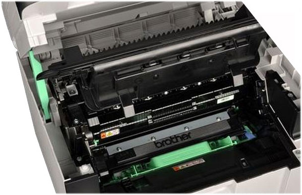 打印机墨盒怎么换