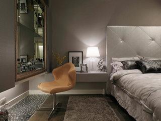 新古典唯美卧室装修效果图