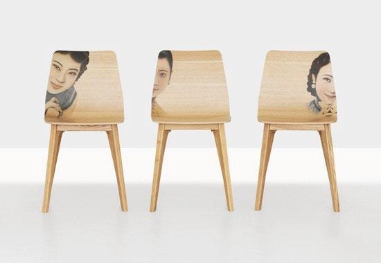 民国椅子图片