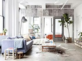 精品设计之家 130平法式两居室装修图片