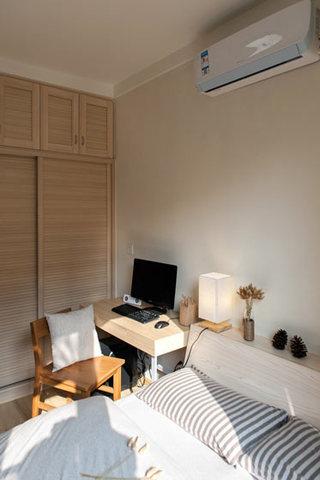 日式风格舒适小卧室装修效果图