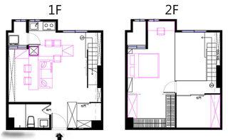 36平米房子装修设计图