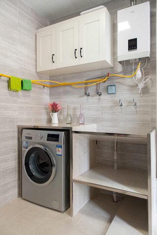 时尚简约洗衣房装修效果图