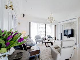 精致的美式别墅装修 让你的家拥有不一样的味道